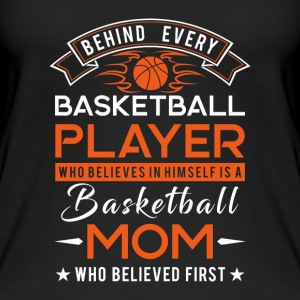 Behind every Basketball player is a Basketball mom Tops - Camiseta de tirantes ecológica mujer de Stanley & Stella