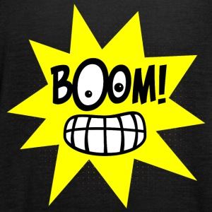 Boom! Comic Explosion! Tops - Women's Tank Top by Bella