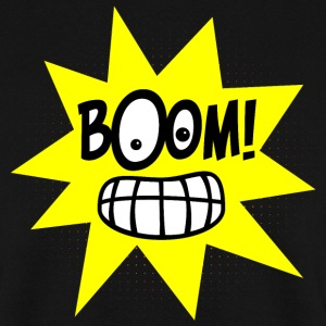 Boom! Comic Explosion! Sweat-shirts - Sweat-shirt Homme