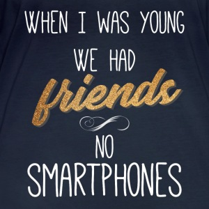 90's Kid - we had friends Langarmshirts - Frauen Bio-Langarmshirt von Stanley & Stella