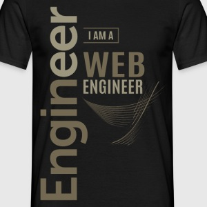 Web Engineer - Men's T-Shirt