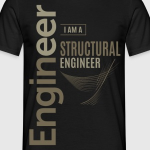 Structural Engineer - Men's T-Shirt