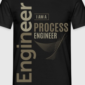 Process Engineer - Men's T-Shirt