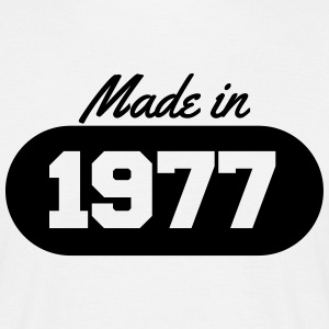 Made in 1977 T-Shirts - Men's T-Shirt