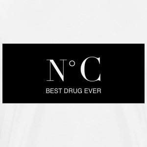 NUMERO C BEST DRUG EVER - T-shirt Premium Homme