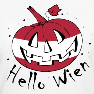 Hello Wien T-Shirts - Frauen Bio-T-Shirt