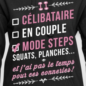 Mode Fitness Sweat-shirts - Sweat-shirt à capuche long