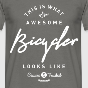 Bicycler T-shirt - Men's T-Shirt