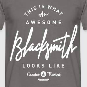 Blacksmith T-shirt - Men's T-Shirt