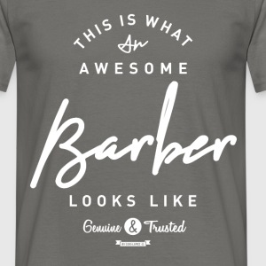 Barber T-shirt - Men's T-Shirt