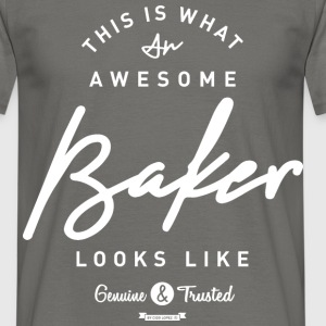 Baker T-shirt - Men's T-Shirt