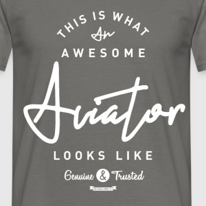 Aviator T-shirt - Men's T-Shirt