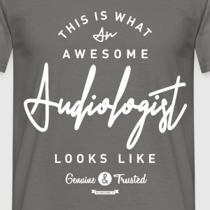 Audiologist T-shirt - Men's T-Shirt