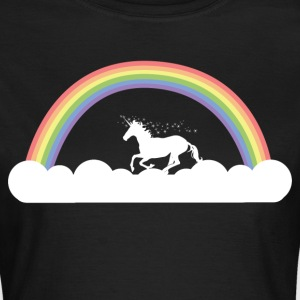 Rainbow Unicorn T-Shirts - Women's T-Shirt