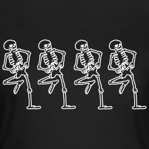 Spooky Scary Skeletons T-Shirts - Frauen T-Shirt