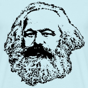 Karl Marx - Men's T-Shirt