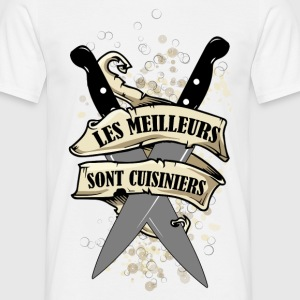Cuisiniers Tee shirts - T-shirt Homme