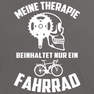 Cycling Therapie T-Shirts - Frauen Kontrast-T-Shirt
