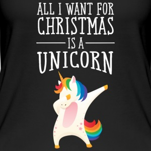 All I Want For Christmas Is A Unicorn Toppe - Økologisk Stanley & Stella tanktop til damer
