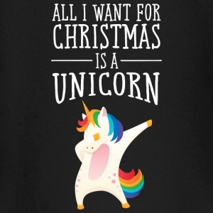All I Want For Christmas Is A Unicorn Manches longues - T-shirt manches longues Bébé