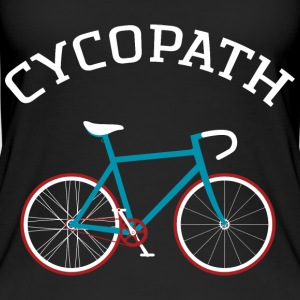 Cycopath - Cool Gift Design For A Cyclist Tops - Frauen Bio Tank Top von Stanley & Stella