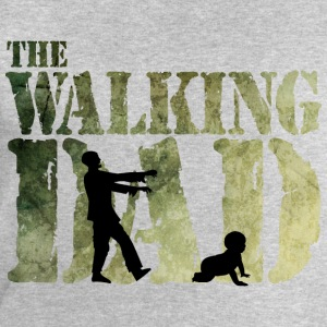 The walking Dad - Zombie - Papa -Humor-Baby-Vater Sweat-shirts - Sweat-shirt bio Stanley & Stella Homme