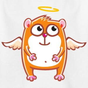 Hamster Engel - Kinder T-Shirt