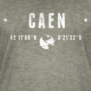 Caen  Tee shirts - T-shirt vintage Homme