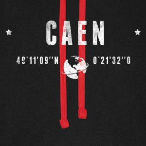 Caen  Sweat-shirts - Sweat-shirt baseball unisexe