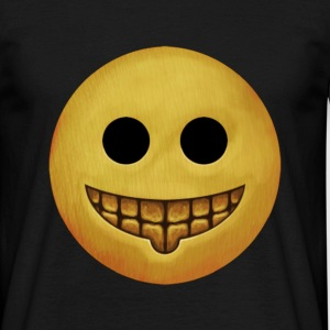 Stupid Grin - Men's T-Shirt