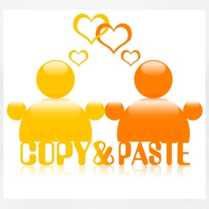 Copy&Paste in love - Frauen Premium T-Shirt