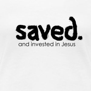 saved - Women's Premium T-Shirt