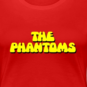 Phantoms Goodies Tee - Women's Premium T-Shirt