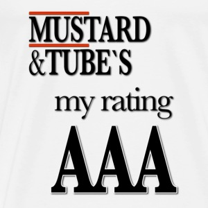 MY RATING - Männer Premium T-Shirt