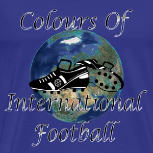Colours of International Football Classic - Men's Premium T-Shirt