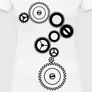 Clockwork - Women's Premium T-Shirt