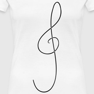 Love Music! - Women's Premium T-Shirt