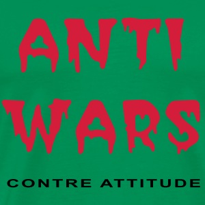 ANTI-WARS - T-shirt Premium Homme