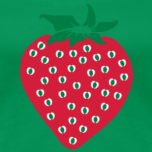 Strawberry T-Shirts - Women's Premium T-Shirt