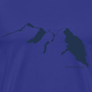 Striding Edge - Men's Premium T-Shirt