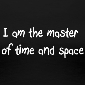Master time space T-Shirts - Women's Premium T-Shirt