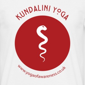 Kundalini Yoga - Yoga of Awareness - Men's T-Shirt