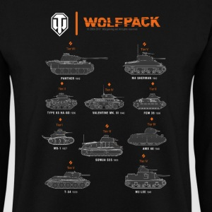 World of Tanks Wolfpack - Men's Sweatshirt