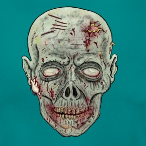 Zombie Head T-Shirts - Women's T-Shirt