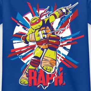 TMNT Turtles Raph With Sais - Camiseta adolescente