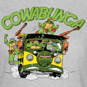 TMNT Turtles Cowabunga Bus Tour - Women's T-Shirt