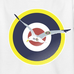 Brighton Seagull - Teenage T-shirt