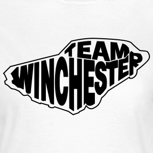 Team Winchester (vector) T-Shirts - Women's T-Shirt
