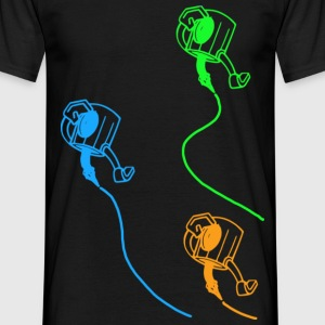 color T-Shirts - Männer T-Shirt