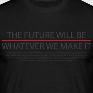 The Future T-shirts - Herre-T-shirt